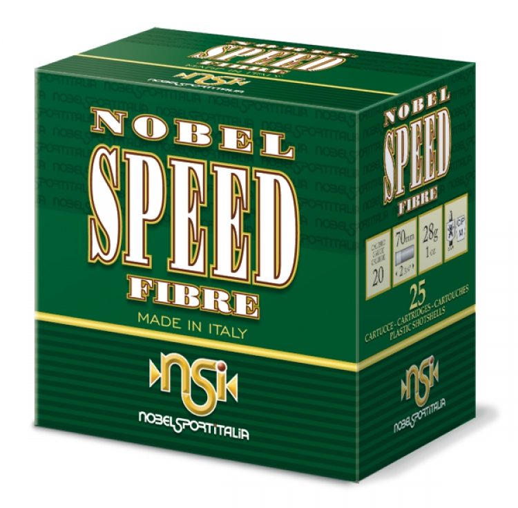 NOBEL SPEED FIBRE c20