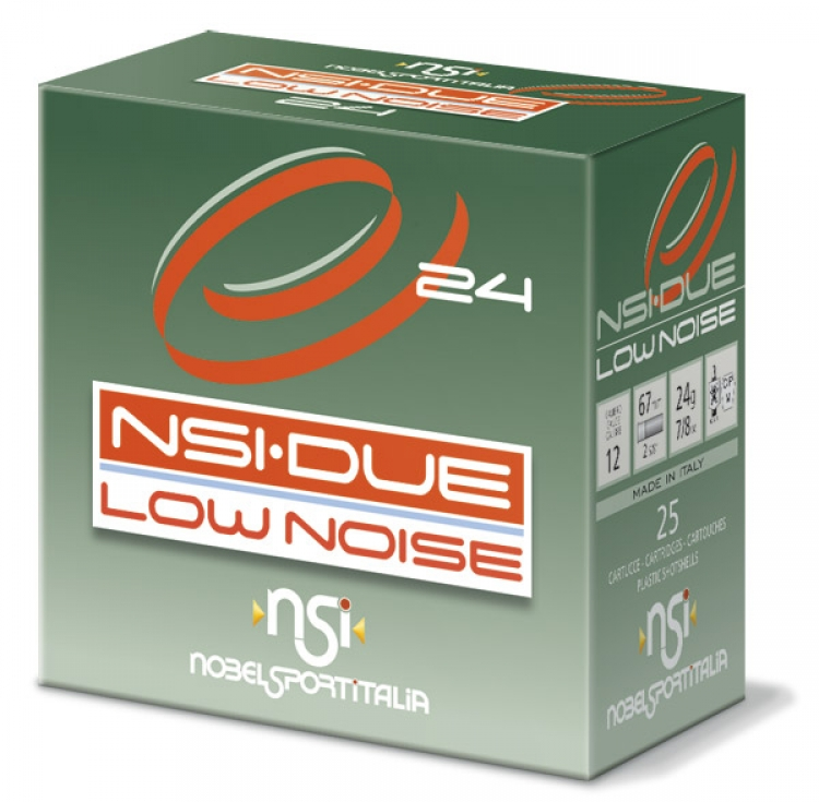 NSI·DUE LOW NOISE 24