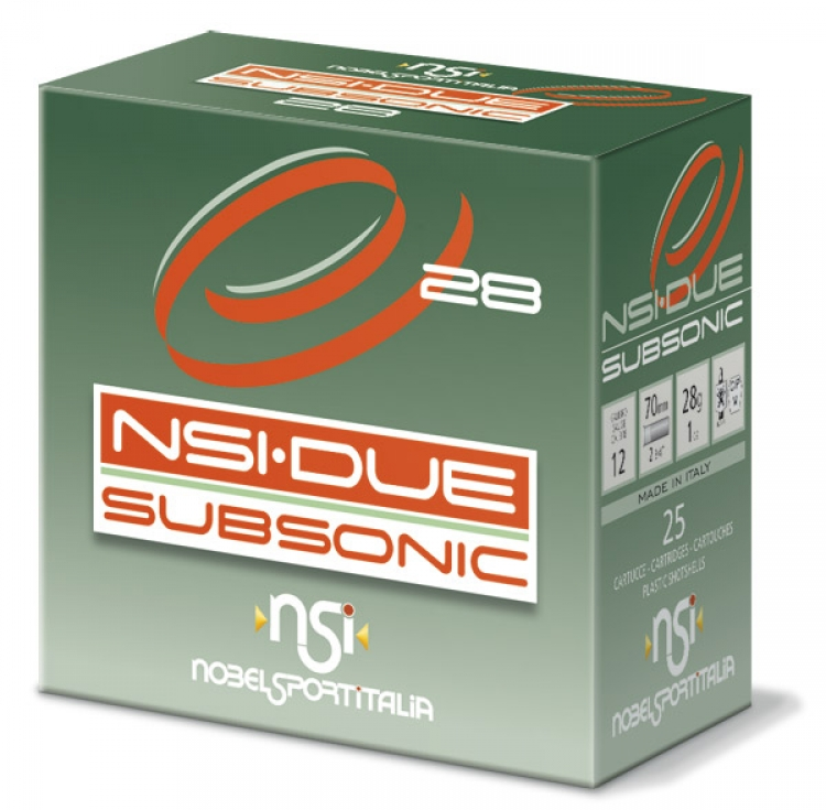 NSI·DUE SUBSONIC 28