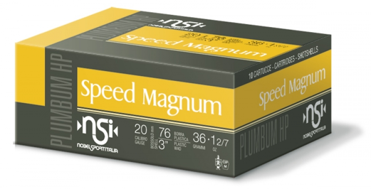 SPEED MAGNUM HP c20